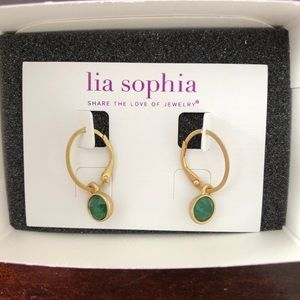 Set of interchanging earrings!